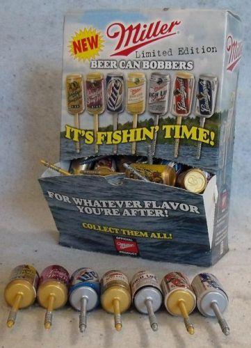 72 pc Beer Bobber Display