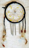 "5"" Dream Catcher with Windchime"