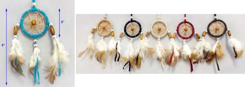 "2"" Dream Catcher with Bead"