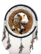 """24"""" Mandala Eagle (1192)"""