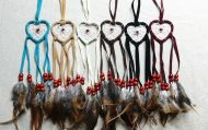 "2"" Heart Dream Catcher"
