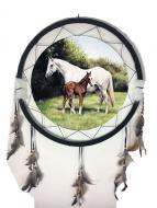 """24"""" Mandala Horse Asst"""