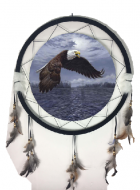 "24"" Eagle Mandala (4 Assortment)"
