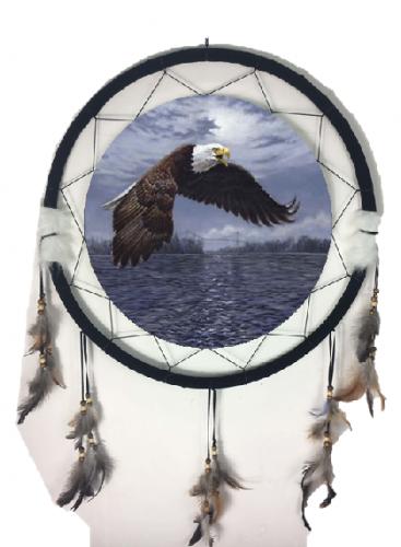 """6.5"""" Eagle Mandala"""