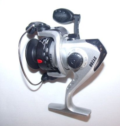 Fishing Reel Gold/Blue