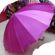 55 cm Metallic Color Umbrella