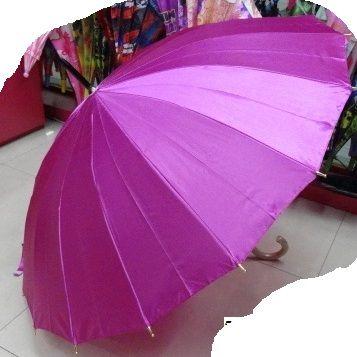55 cm Metallic Color Umbrella