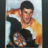 Bobby Orr Graphic Art