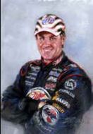 Rusty Wallace Graphic Art