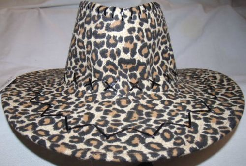 Animal Adult Cowgirl Hat