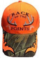 "Baseball Cap ""Rack Up the Pointer"
