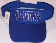 Air Force Visor