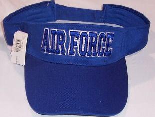 Air Force Visor