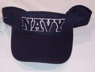 Navy Visor