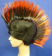 Spiked Mohawk Wigs