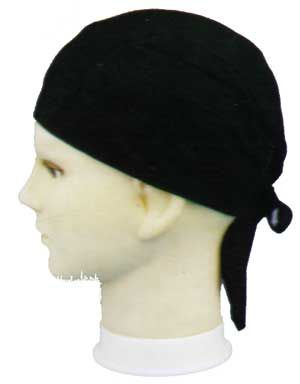 Doo Rag Solid Colors