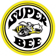 "15"" Dome Sign ""Super Bee"""