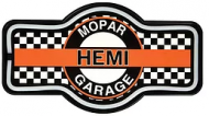 "LED Light Up Marque Sign ""Hemi"""