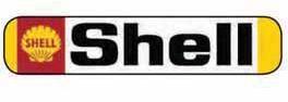 "5 x 24 Metal Sign ""Shell"""