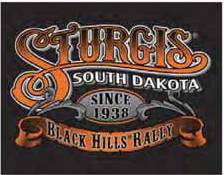 "12 x 15 Metal Sign ""Sturgis-South Dakota"""