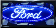 LED Light Ford Sign