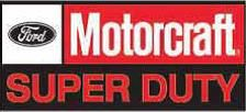 """7 x 17 Metal Sign """"Ford Superduty"""""""