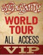"12 x 15 Metal Sign ""Aerosmith"""
