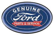 "LED Light Up Sign ""Round Ford"""
