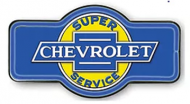 "LED Light Up Sign ""Chevy Marque"""