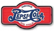 "LED Light Up Sign ""Pepsi Marque"""