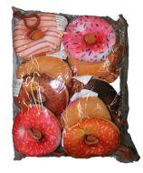 Donut Plush Keychain