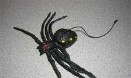 Rubber Spiders (48 in a bag)