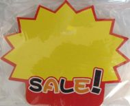 "Paper Tag ""Sale"""