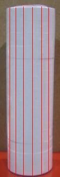5500 White Paper (red line)