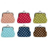 "Coin Purse ""Polka Dot"""