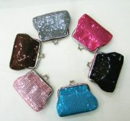 "Coin Purse ""Sequin"""