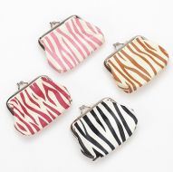 Coin Purse Zebra