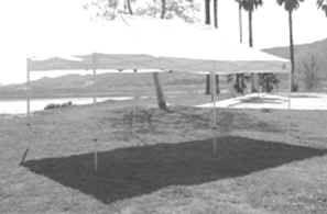 3 M x 6 M Pop Up Tent