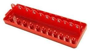 """1/4"""" Socket Tray SAE"""