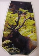 Elk Touch Lamp Glass