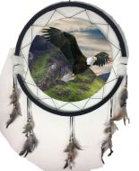 "24"" Dream Catcher Mandala Eagle A"