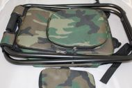 Camo Backpack Cooler