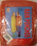 Poncho Rain Coat (0.4 mm)
