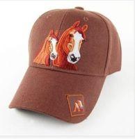 """Baseball Cap """"Horses"""""""