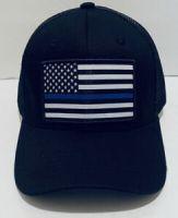 "Baseball Cap ""Blue Line Flag"" (2 Assorted)"