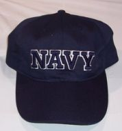 Navy Baseball Hat