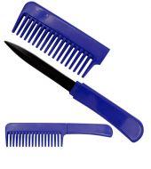 Comb Knife (Blue)