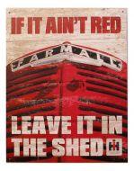Farmall-If It Ain't Red
