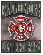 Real Heroes Fireman