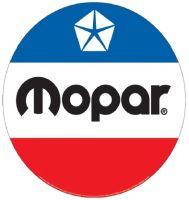 """15"""" Dome """"MOPAR Shield"""""""